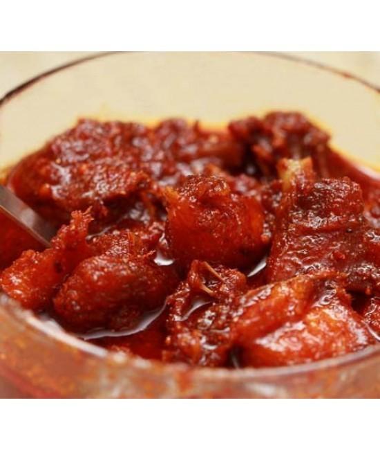 Konaseema Special Mixed Non Veg Pickle (4 to 5 Varieties of Non veg)