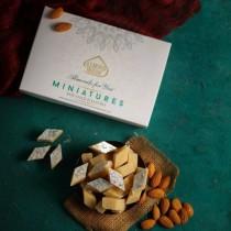 Almond House Mini Badam Burfi - 375 gms