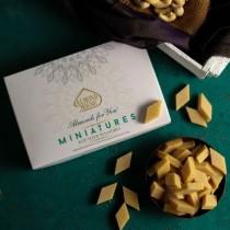 Almond House Mini Kaju Burfi - 375 gms