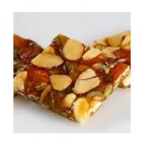 Dry Fruit Chikki  - Sampradaya Sweets
