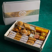 Almond House Assorted kaju sweets