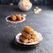 Almond House Kaju Butterscotch Roll
