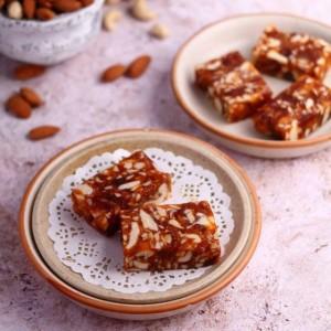 Almond House Dry Fruit Halwa