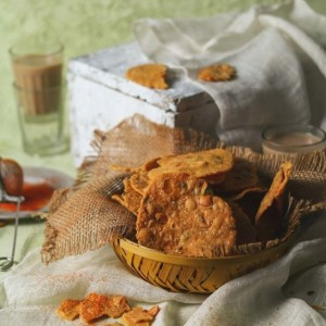 Almond House Masala Chekkalu