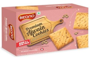 Bikano Ajwain Butter Cookie (400 g)