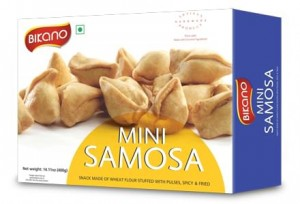 Bikano Mini Samosa (400 gm)
