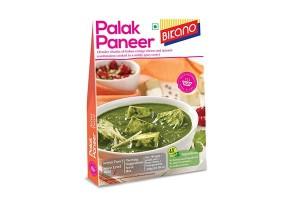 Bikano Palak Paneer 300g (RTE) (Pack o