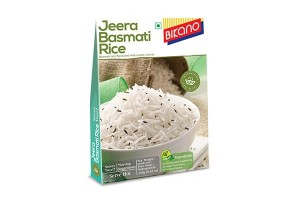 Bikano Jeera Basmati Rice 250g (Pack of 2)