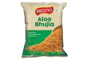 Bikano Aloo Bhujia Sev (200, Pack of 5)