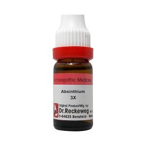 Dr. Reckeweg Absinthium Dilution 3X