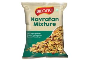 Bikano Navratan Namkeen Mixture (200, Pack of 5)