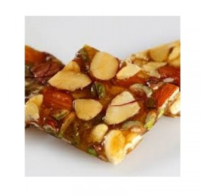 Dry Fruit Chikki  - Sampradaya Sweets