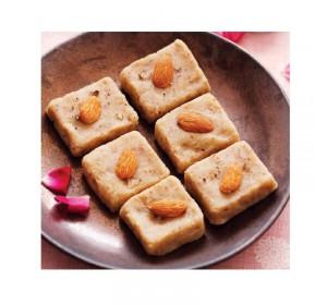 Oats Burfi  - Sampradaya Sweets