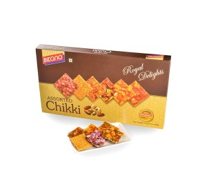 Bikano Assorted chikki- 600 GM