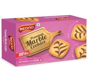 Bikano Marble Chocolate Cookie (400 g)