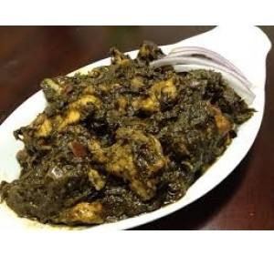 Konaseema Special Gongura Mutton Kheema  (Boneless)