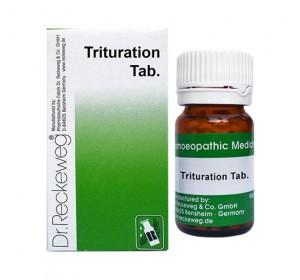 Dr. Reckeweg Aurum Mur Natronatum Trituration Tablet 6X