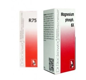 Dr. Reckeweg Women Care Combo (R75 + Magnesium Phosph Biochemic Tablet 6X)