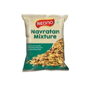 Bikano Navratan Namkeen Mixture (200, Pack of 5)