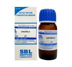 SBL Cascarilla Mother Tincture Q