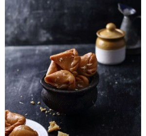 Almond House Sweet Samosa