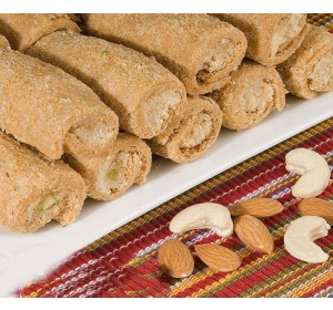Dry fruits Tilkut - ROLL bihar special sweet