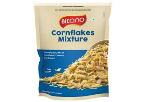 Bikano Cornflakes Namkeen Mixture (200, Pack of 5)
