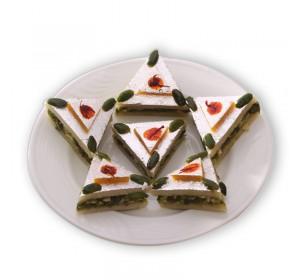 Dadus Badam Pista Sandwich