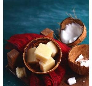 Almond House coconut kalakand