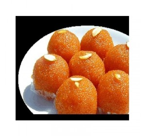 Motichoor Laddu  - Sampradaya Sweets