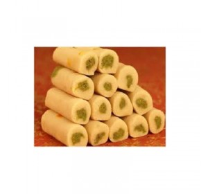 Badam Roll  - Sampradaya Sweets