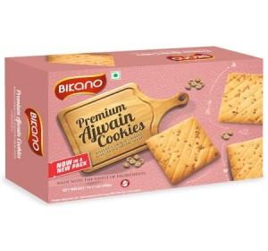 Bikano Ajwain Butter Cookie (400 g)