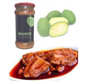 Konaseema Special Avakaya (Mango)