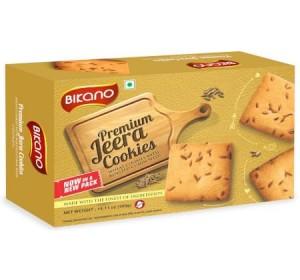 Bikano Jeera Butter Cookie (400 g)