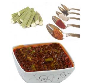 Konaseema Special Mulakkada Pickle (Drumsticks)