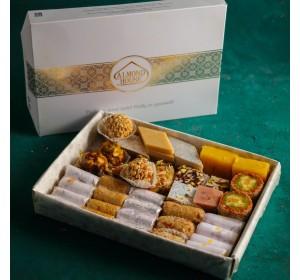 Almond House Assorted kaju sweets