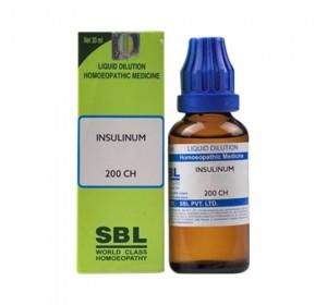 SBL Insulinum Dilution 200 CH
