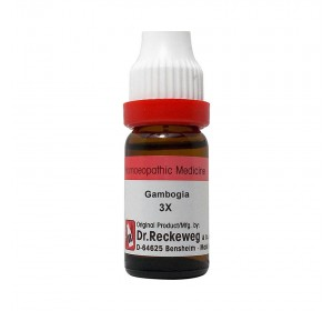Dr. Reckeweg Gambogia Dilution 3X