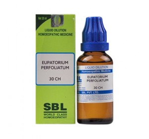 SBL Eupatorium Perfoliatum Dilution 30 CH