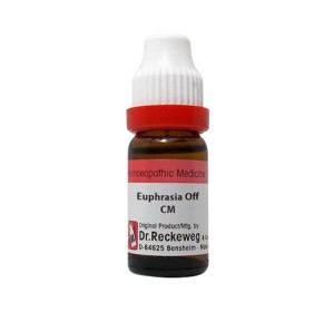 Dr. Reckeweg Euphrasia Off Dilution CM CH