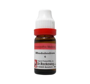 Dr. Reckeweg Rhododendron Dilution 6 CH