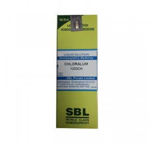 SBL Chloralum Dilution 1000 CH