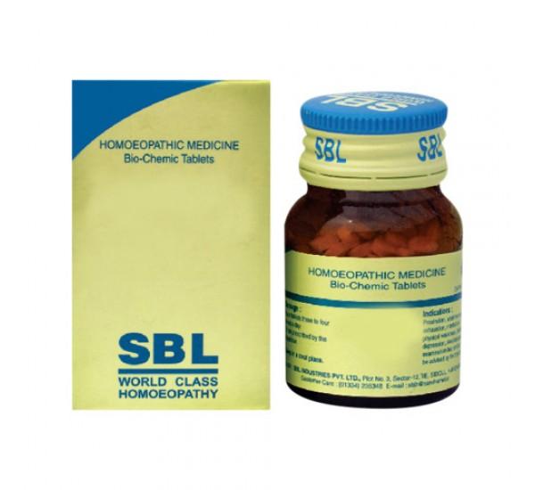 SBL Magnesia Phosphorica Biochemic Tablet 30X